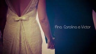 preview picture of video 'O Casamento de Ana Carolina e Victor - Porto Vitória - Brasília'