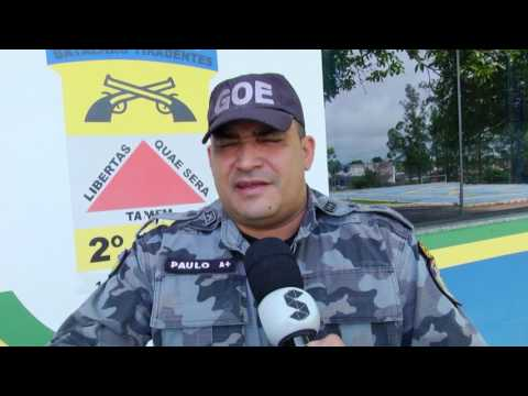Projeto social da PM oferece vagas para jovens em Ji-Paraná