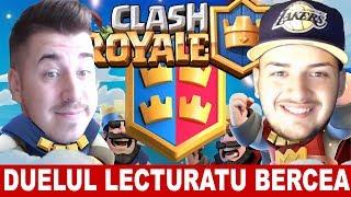 ANDY VS BERCEA PE CLASH ROYALE!