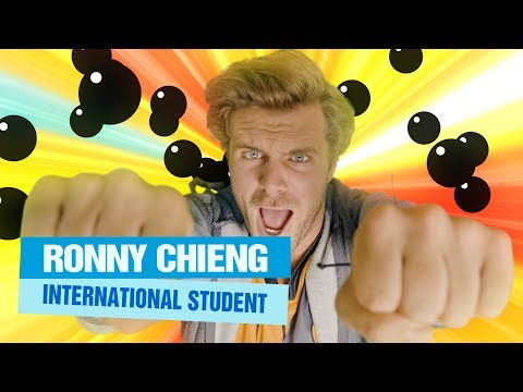 ronny chieng international student episode 3