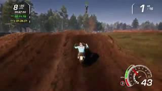 MX vs. ATV All Out - GOAT Farm National 25 Laps