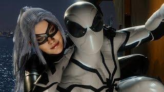 Spider-Man Helps Black Cat Find Her Son (Future Foundation Suit Walkthrough) - Marvel's Spider-Man