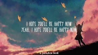 Kygo - Happy Now [Lyrics] ft. Sandro Cavazza | Official Lyrics
