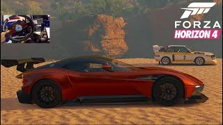 Forza Horizon 4 - BACKLASH in The Community On Weather!?
