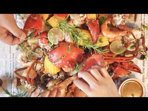 YUMMY RECIPE: One-Pot Cajun Seafood Boil – Crab in the bag