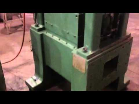 10 TON MINSTER HIGH SPEED PRESS