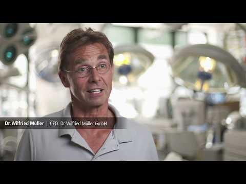 Dr. Wilfried Müller GmbH - Weltweite Lieferung gebrauchter medizinischer Geräte