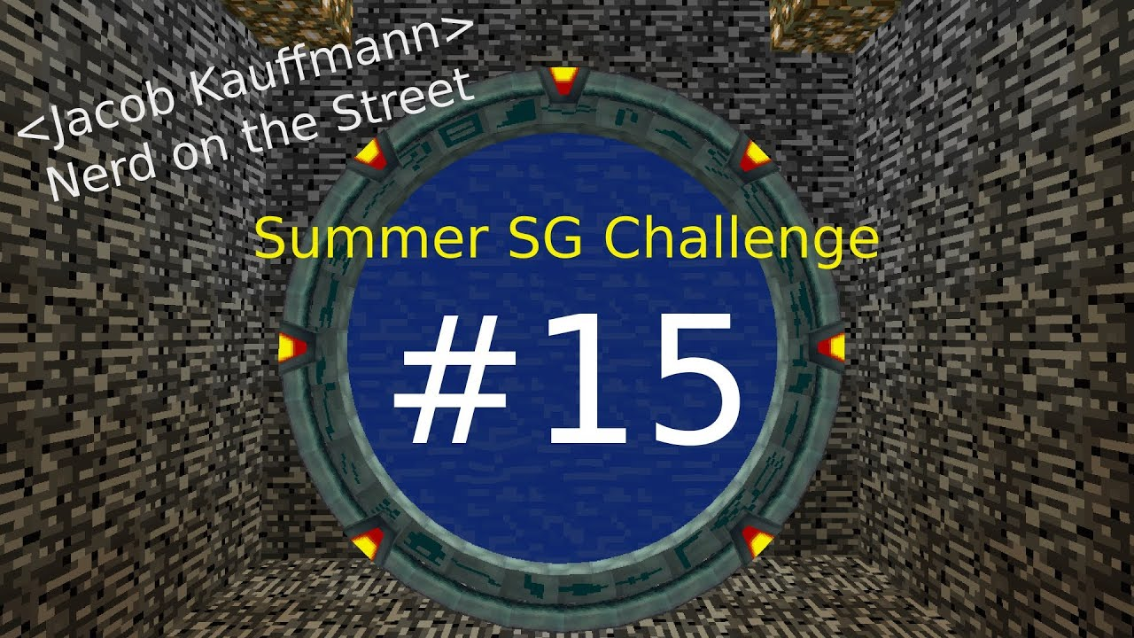 Episode 15 - Summer SG Challenge