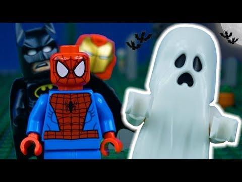 LEGO Superheroes LIVE 🔴 STOP MOTION LEGO Superheroes: Spiderman, Hulk & More   LEGO   Billy Bricks