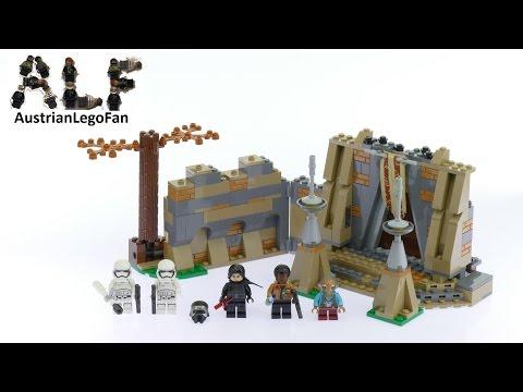 Vidéo LEGO Star Wars 75139 : La bataille de Takodana