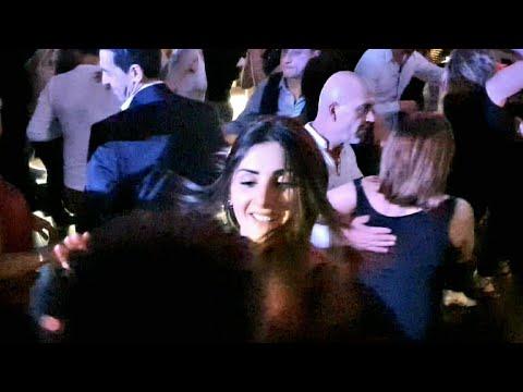 Simona Varone & Taha El Rmidi - Social Salsa Dancing @ Moodies Perugia