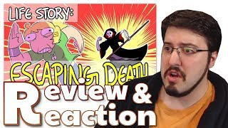 Dingo Doodles: Out Running the Reaper: #Review and #Reaction