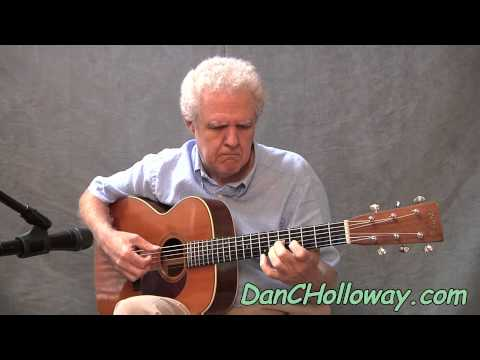 Old Man Neil Young Guitar Fingerstyle Chords