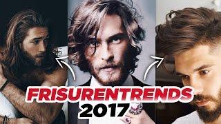 TOP 5 Männer - Frisuren 2017