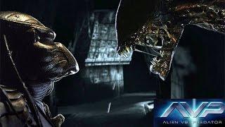 AVP Alien Vs Predator 2004 Tráiler Doblado Latino