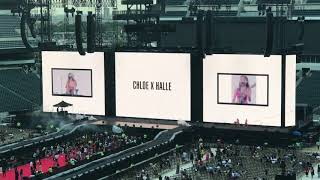 Chloe X Halle   Everywhere (OTRII Philly 73018)