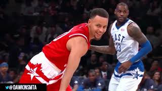 Stephen Curry Career All Star Games Full Highlights 2014 2019!