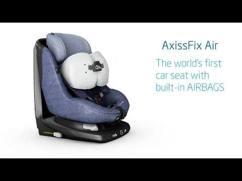 Maxi-Cosi AxissFix Air | How does it work