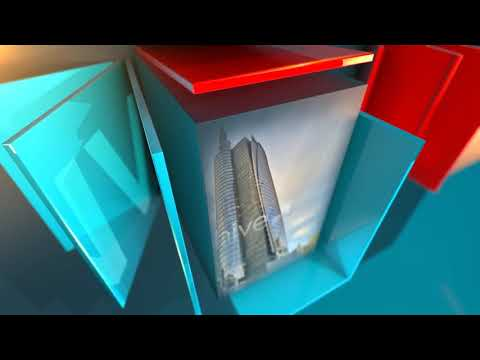 Download News 24 4k Broadcast Package After Effects Template Enva