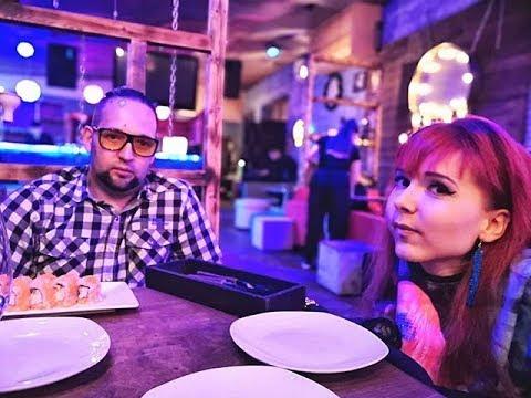 """Зависаем в кафе """" Медуза """"))) Днюха Антуана: Начало."""