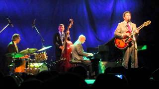 Embraceable you - John Pizzarelli Jazz Quartet  @ La trastienda, Buenos Aires, 8 Jun 2011