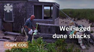 Dune Shacks: Taste Of Cape Cods Floating & Well-aged Homes