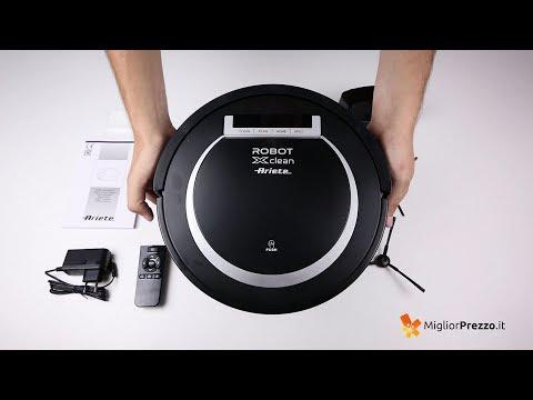 Robot aspirapolvere Ariete 2718 Xclean Video Recensione