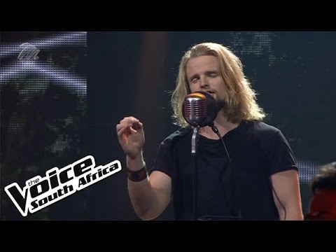 Richard Stirton 'sounds Of Silence Live Round 5 The Voice Sa