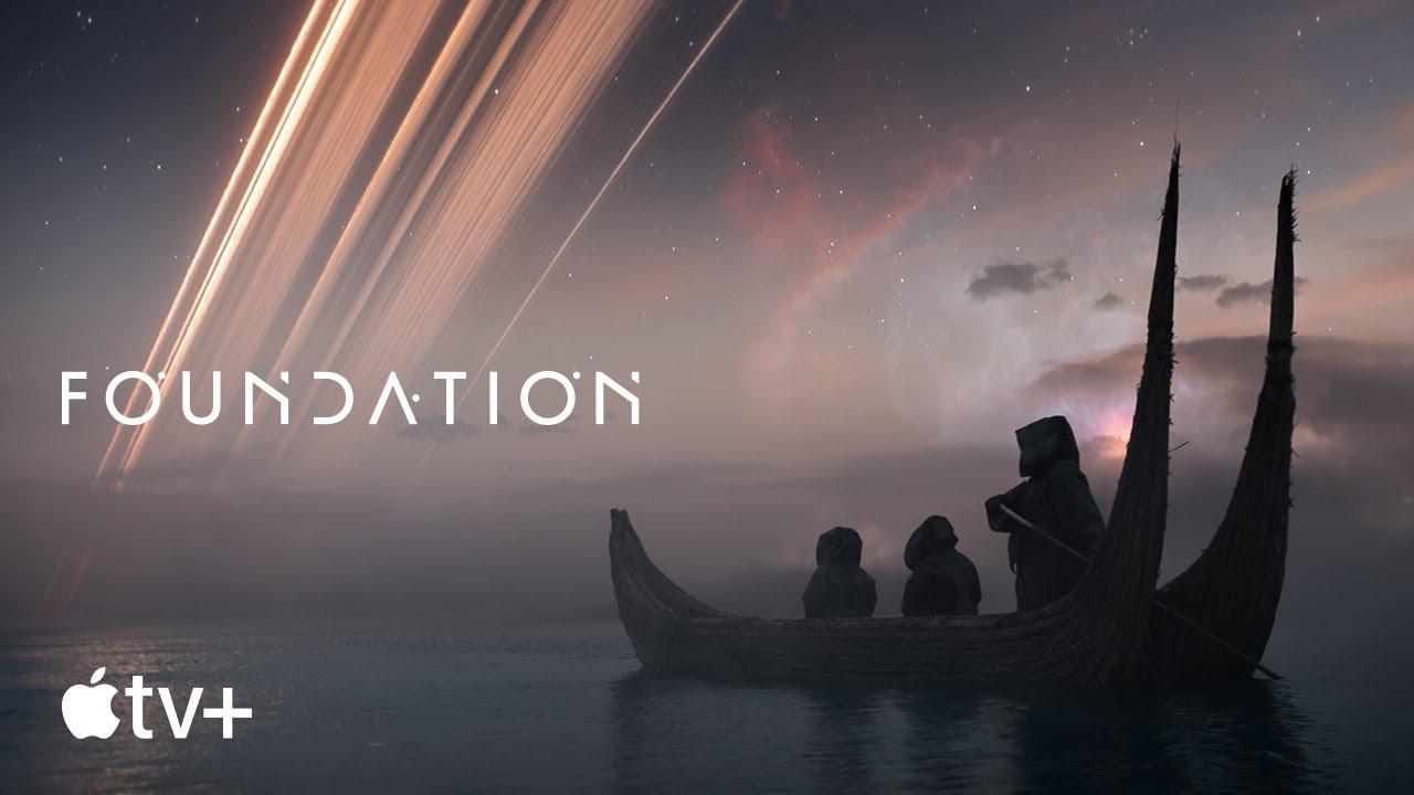 Первый тизер многосерийной экранизации «Основания» Айзека Азимова