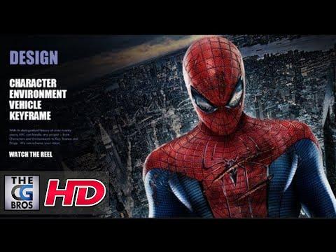 "CGI & VFX Showreels: ""Design"" CHARACTER, ENVIRONMENT, VEHICLE, KEYFRAME by ASC"