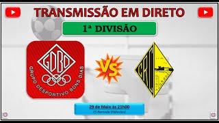 CN 2020/21 | 5ª Jornada | GDBD x CRCQL