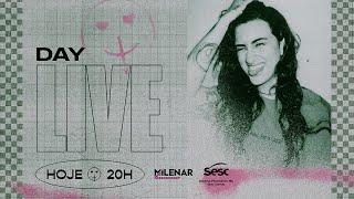 Live DAY - HOJE às 20h #FiqueEmCasa e cante #Comigo