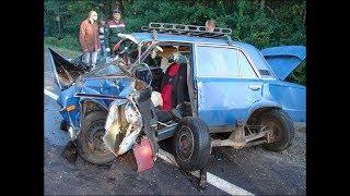 ВИДЕО АВАРИЙ ДТП АВТОМОБИЛЕЙ ЛАДА СНЯТЫХ НА ВИДЕОРЕГИСТРАТОР Car Crash Channel №37
