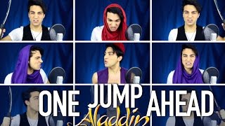 DISNEY MEDLEY | One Jump Ahead & One Jump Ahead Reprise Cover | Daniel Coz