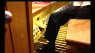Descubriendo los sonidos del órgano - El pedal del órgano de tubos