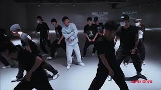 B.I 비아이 - 'WATERFALL' Dance Practice (Moving Version)