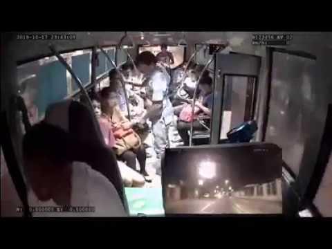 Viral Video ng Pambubogbog kay tatay sa e-jeep, buong CCTV footage with Audio.
