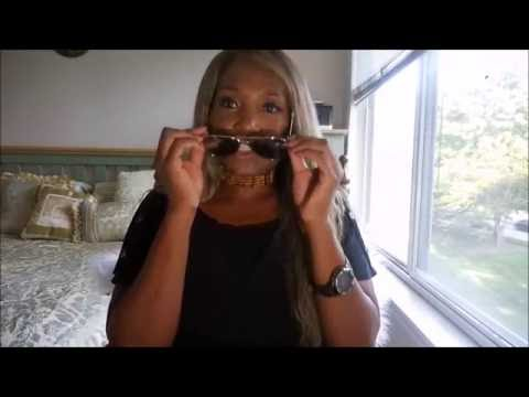 It's a Haul, Y'all!:  Aliexpress Dupes –  Dior Split 2 Aviators Sunglasses (Try-on)