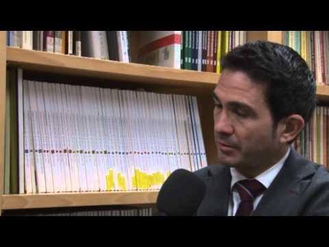 Entrevista a Raúl Martín en el #DPECV2014