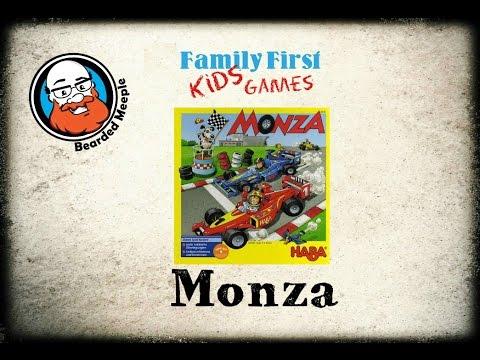 Bearded Meeple reviews Monza