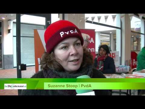 Gemeenteraadsverkiezingen Dronten op woensdag 21 maart | Lijst 8: PvdA