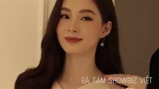 GÓC QUAY LÉN: Hoa hậu Đặng Thu Thảo đẹp xuất sắc ở mọi góc nhìn