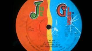 MADOO & WELTON IRIE + THE PROFESSIONALS - Joe Grine & Serve mi long + Alain (1980 Joe Gibbs)