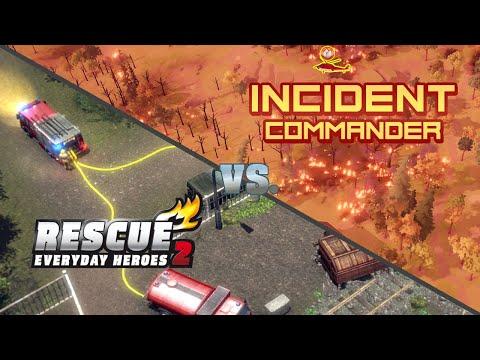 Rescue 2: Everyday Heros Vs. Incident Commander