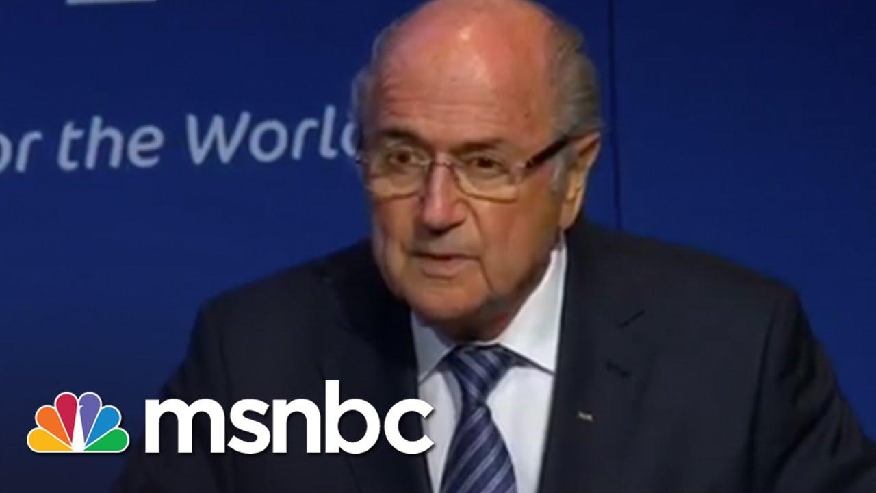 Breaking: FIFA President Sepp Blatter To Resign | msnbc thumbnail
