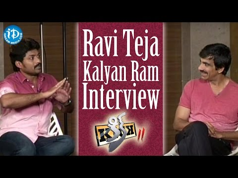 Ravi Teja And Kalyan Ram Exclusive Interview about Kick2