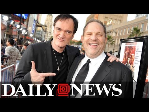Quentin Tarantino knew about Harvey Weinstein's alleged assault, wishes he had stepped in