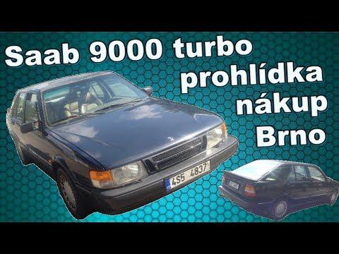 Event-VLOG #88 - SAAB 9000 Turbo, prohlídka před nákupem