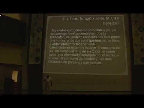 Hipertensión pulmonar Minimal