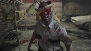RESIDENT EVIL 7   Infinite Ammo + Jack Garage Fight